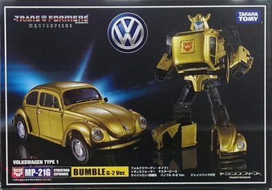 MP-21G Masterpiece G2 Bumble