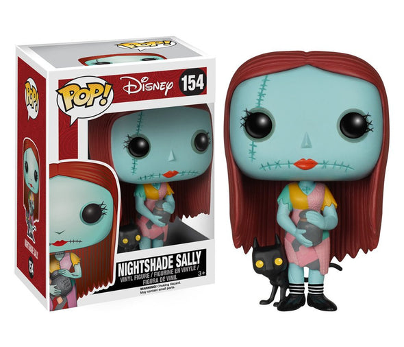 Disney Nightmare Before Christmas Nightshade Sally Pop! Vinyl Figure