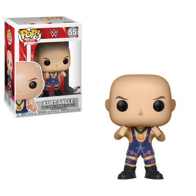 WWE - Kurt Angle Pop! Vinyl Figure