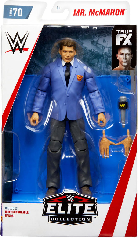 WWE Elite Series 70 - Mr McMahon