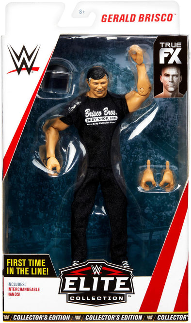 WWE Elite Exclusive Series - Gerald Brisco