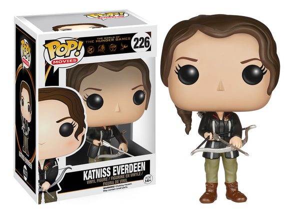 Hunger Games Katniss Everdeen Pop! Vinyl Figure