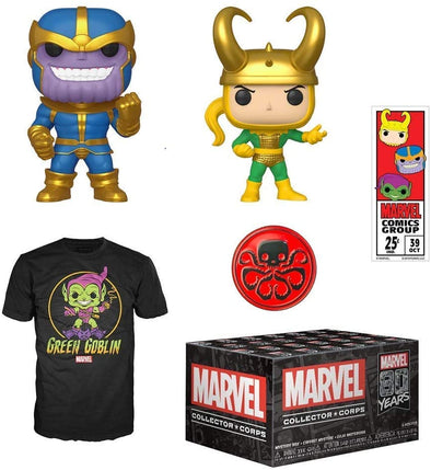 Marvel Collector Corps - Marvel 80th Anniversary Subscription Box