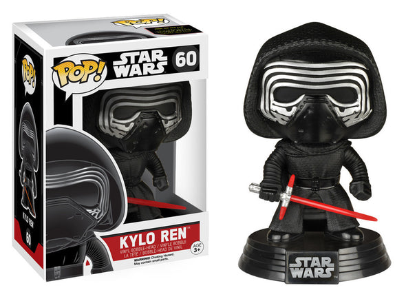 Star Wars 7 Kylo Ren Pop! Vinyl Figure
