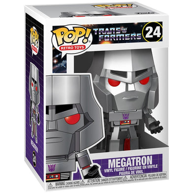 POP Retro Toys - The Transformers Megatron POP! Vinyl Figure