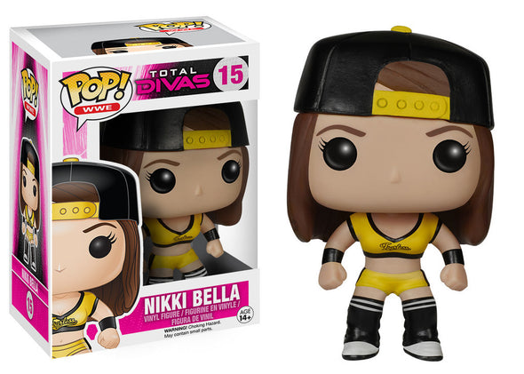 WWE Nikki Bella Pop! Vinyl Figure