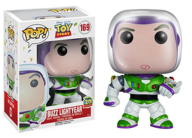 Disney Toy Story Buzz Lightyear 20th Anniversary Pop! Vinyl Figure