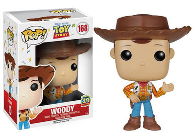 Disney Toy Story Woody 20th Anniversary Pop! Vinyl Figure