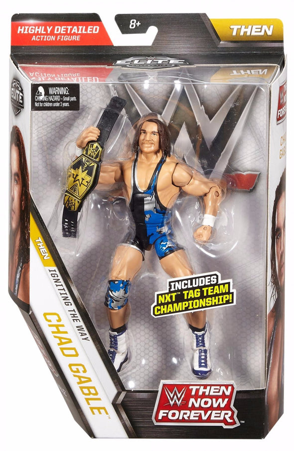 WWE Elite Then-Now-Forever Series - Chad Gable