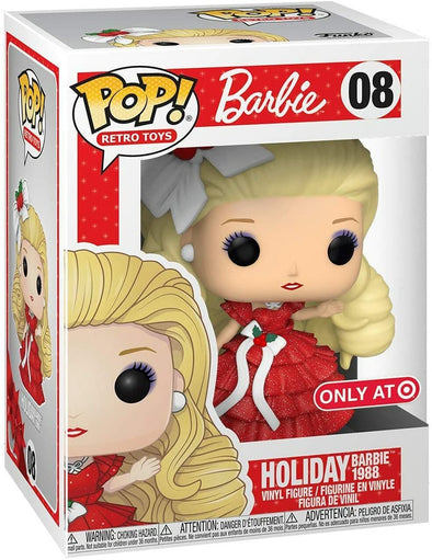 POP Retro Toys - Holiday Barbie 1988 Exclusive Pop! Vinyl Figure