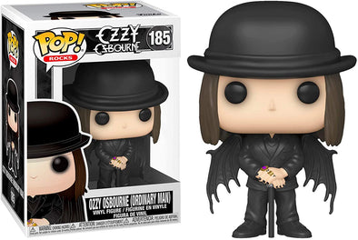 POP Rocks - Ozzy Osbourne (Ordinary Man) Exclusive POP! Vinyl Figure