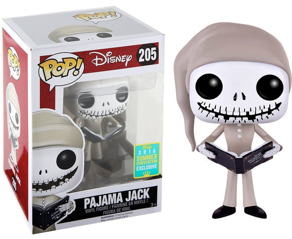 SDCC 2016 - Nightmare Before Christmas Pajama Jack Exclusive Pop! Vinyl Figure