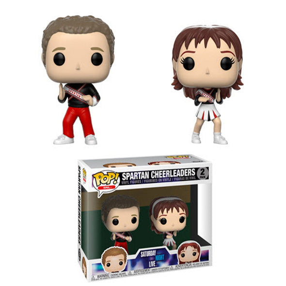 Saturday Night Live - Spartan Cheerleaders POP! Vinyl Figure 2-pack