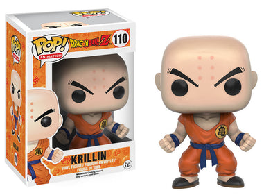 Dragonball Z Krillin Pop! Vinyl Figure