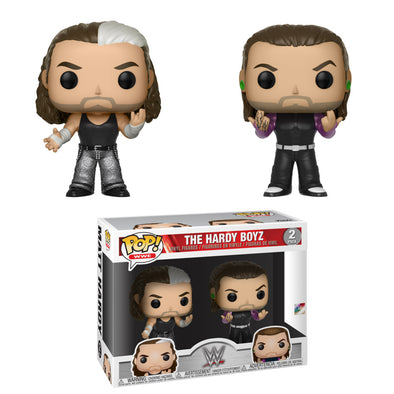 WWE - The Hardy Boyz Pop! Vinyl Figure 2-pack