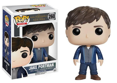 Miss Peregrine's Home - Jake Portman Pop! Vinyl Figure