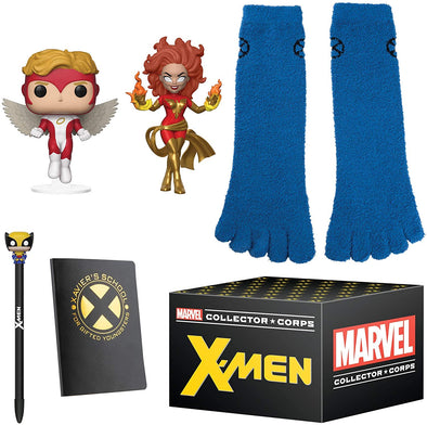 Marvel Collector Corps - X-Men Subscription Box