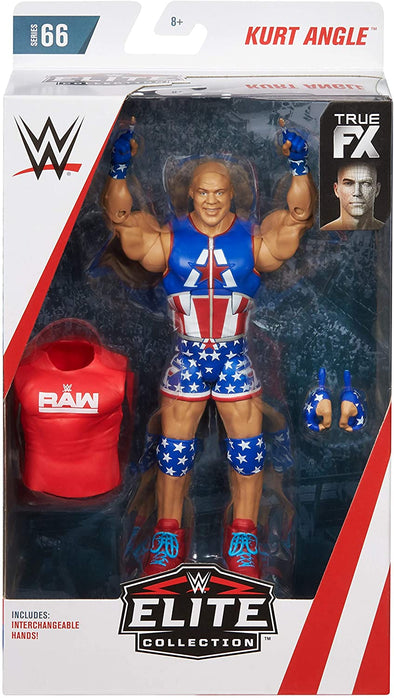 WWE Elite Series 66 - Kurt Angle