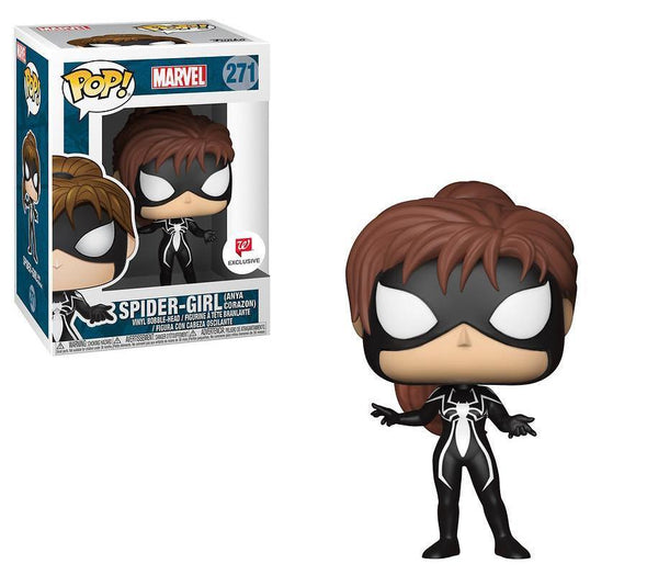 Marvel Universe - Spider-Girl Exclusive Pop! Vinyl Figure