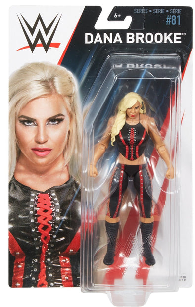 WWE Series 81 - Dana Brooke