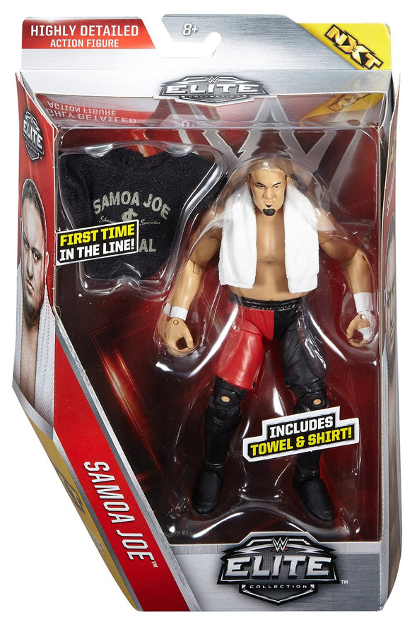 WWE Elite Series 43 - Samoa Joe