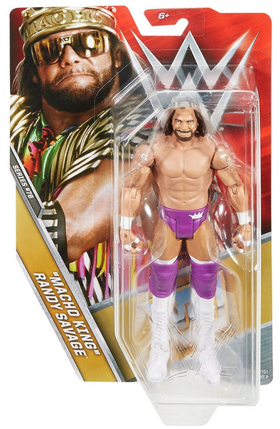 "WWE Series 76 - ""Macho King"" Randy Savage"