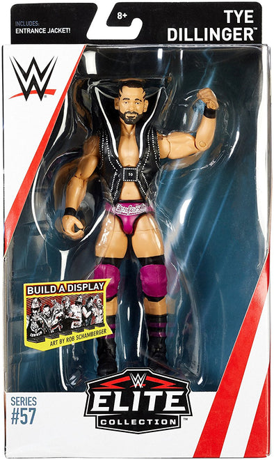 WWE Elite Series 57 - Tye Dillinger