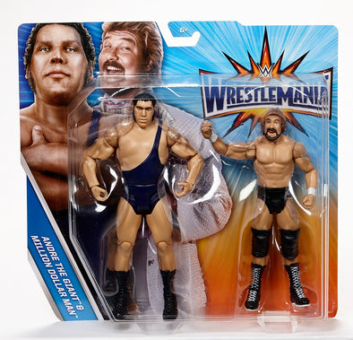 WWE Battle Pack - Wrestlemania IV Andre The Giant and Ted DiBiase