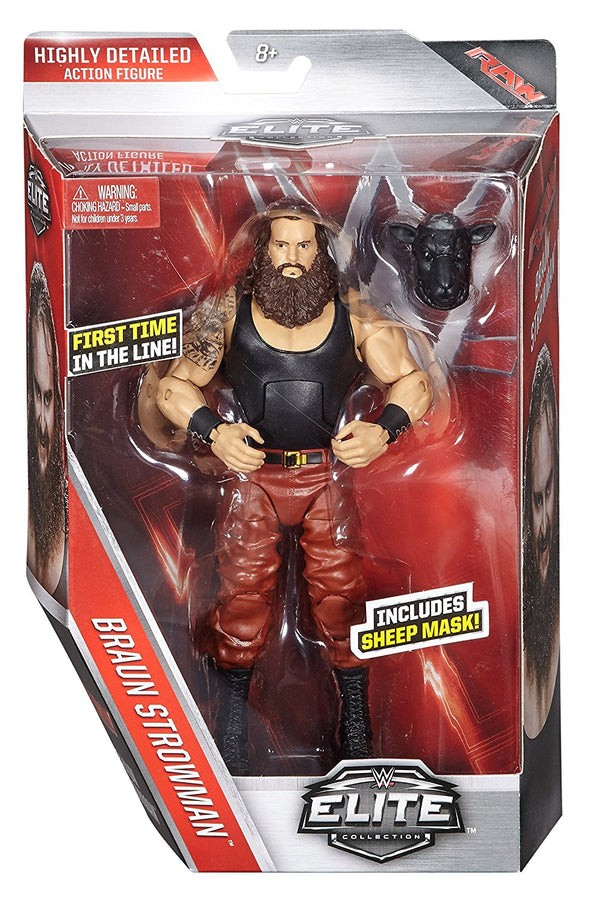 WWE Elite Series 44 - Braun Strowman