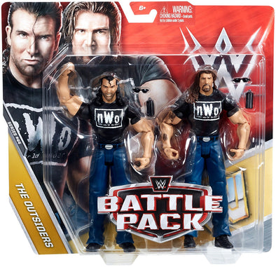 WWE Battle Pack Series 44 - The Outsiders