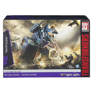 Platinum Edition G1 Trypticon