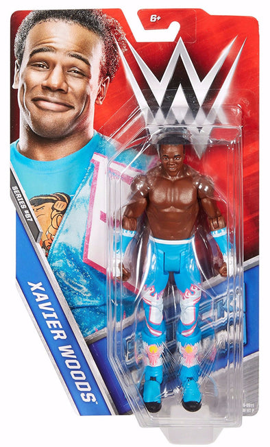 WWE Series 67 - Xavier Woods