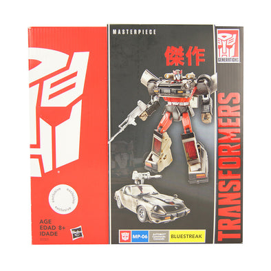 Hasbro MP-06 Masterpiece Bluestreak