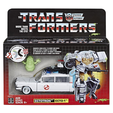 Transformers Crossovers - Ectotron Ecto-1 Figure
