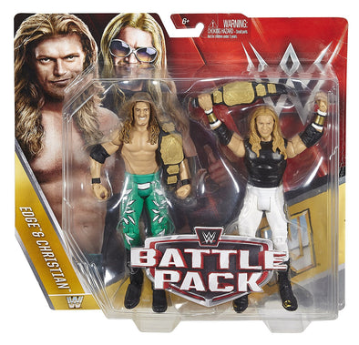 WWE Battle Pack - Edge and Christian