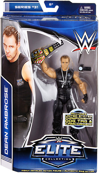 WWE Elite Series 31 - Dean Ambrose