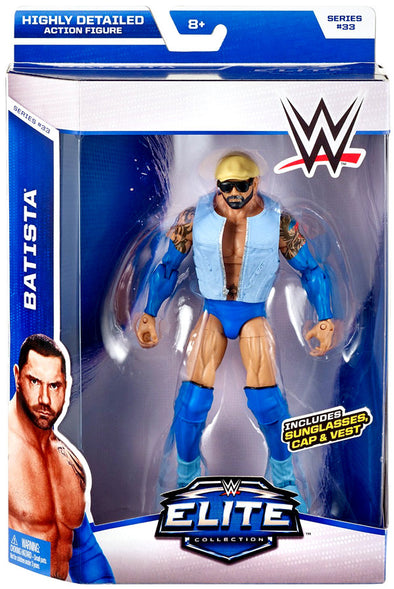 WWE Elite Series 33 - Batista