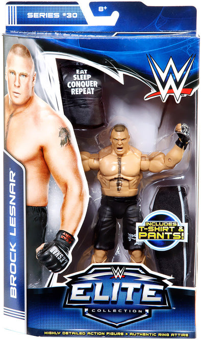 WWE Elite Series 30 - Brock Lesnar