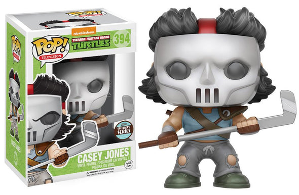 TMNT - Casey Jones Specialty Series Exclusive Pop! Vinyl Figure