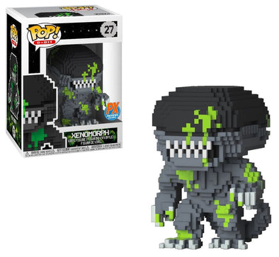 8-Bit - Alien Xenomorph (Bloody) Exclusive Pop! Vinyl Figure