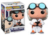 Back To The Future Dr. Emmet Brown Pop! Vinyl Figure