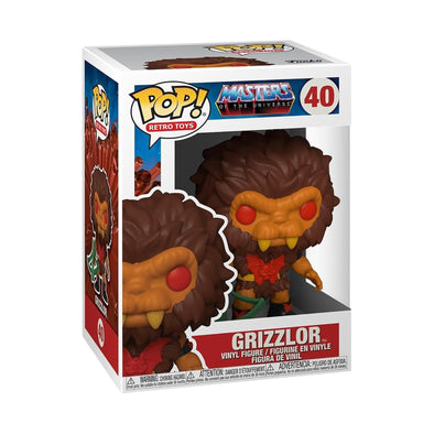 POP Retro Toys - Masters of the Universe Grizzlor Pop! Vinyl Figure