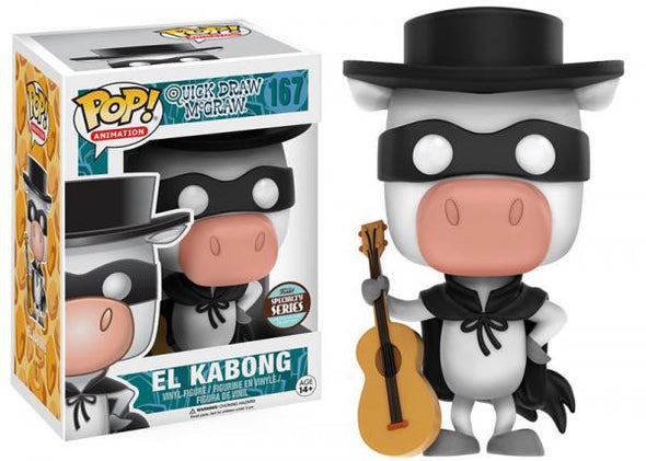 Hanna-Barbera - El Kabong Specialty Series Exclusive Pop! Vinyl Figure
