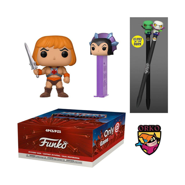 Masters Of The Universe - Funko Mystery Box