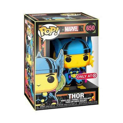 Marvel Black Light - Thor Exclusive Pop! Vinyl Figure