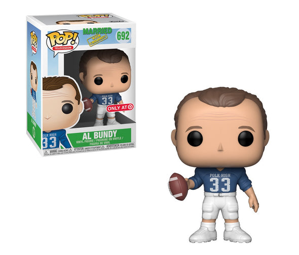 Married with Children - Al Bundy (Football Uniform) Exclusive POP! Vinyl Figure