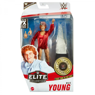 WWE Elite Series 81 Exclusive - Mae Young