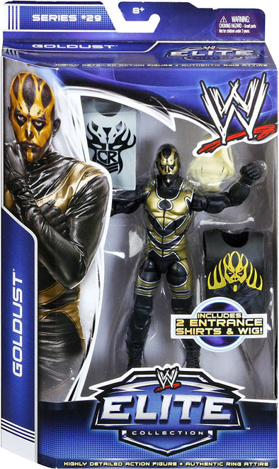 WWE Elite Series 29 - Goldust
