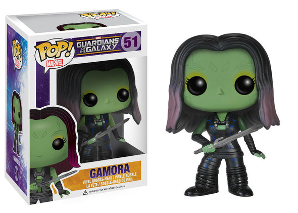 Guardians of the Galaxy Gamora Pop! Vinyl Figure