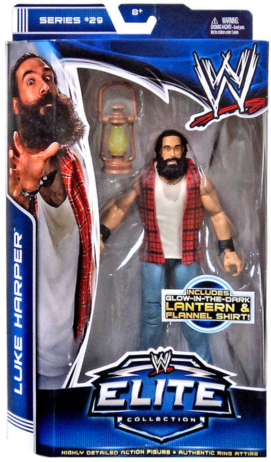 WWE Elite Series 29 - Luke Harper